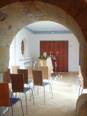 Platz für 40 Personen in der Trauerhalle Jöllenbeck