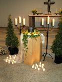 Urnenbestattung in Vilsendorf