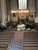 Erdbestattung Stiftskirche