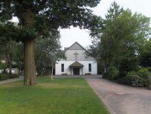 Friedhofskapelle auf dem Sudgrackfriedhof, Gunststr. 63, 33613 Bielefeld