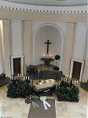 Erdbestattung auf dem Sennefriedhof