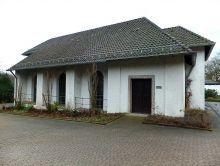 Kapelle auf dem Johannisfriedhof 1