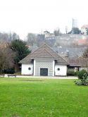 Friedhofskapelle auf dem Johannisfriedhof