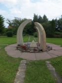 Gedenkstelle in Jöllenbeck