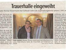 Neue Westfälische 24.03.2015